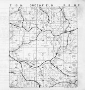 Greenfield Township, St. Joseph, Mormon Creek, La Crosse County 1954